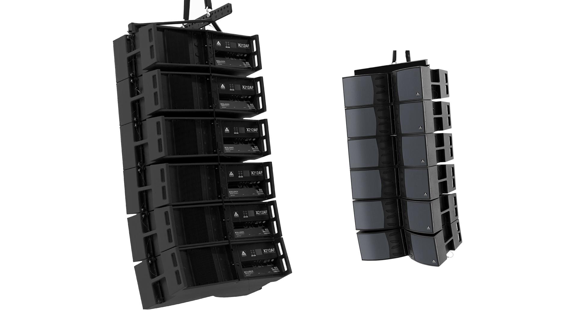 Diseño arrays sonido